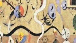 В Вашингтоне открылась выставка Жоана Миро
