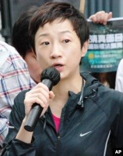 香港公民黨立法會議員陳淑莊