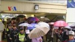 Pelatihan untuk Pengawal Perempuan - Liputan Pop Culture VOA untuk Friends Maret 2012