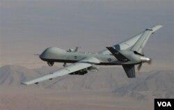 FILE - U.S. drone