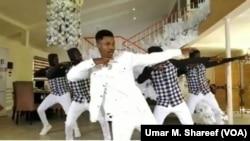 Umar M. Shareef (Hoto: Umar M. Shareef Instagram)