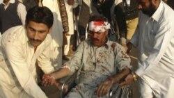 ٣٣ تن در یک انفجار در پاکستان کشته شدند