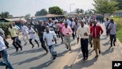 Intureka ya Politike mu Burundi