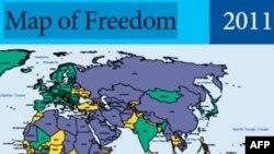 Дім Свободи понизив рейтинги України