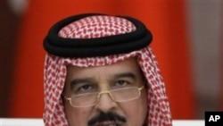 King of Bahrain, Sheik Hamad bin Isa al Khalifa (file photo)