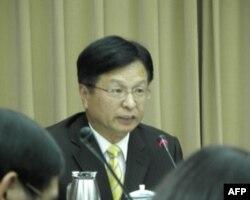 台湾经济部次长林圣忠
