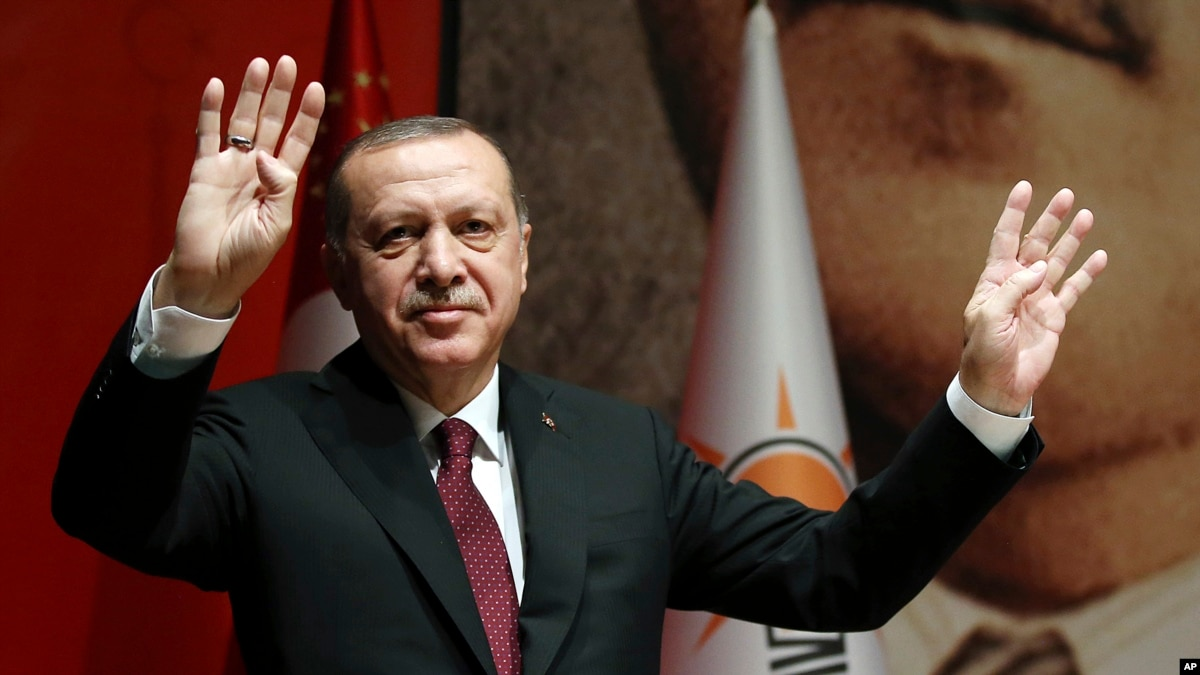 Turkish President Vows to Expand Afrin Operation East to Iraqi Border