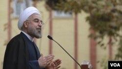 ທ່ານ Rouhami ກ່າວໃນການໃຫ້ສໍາພາດຕໍ່ໂທລະພາບ IRIB ວ່າ ອີຣ່ານມີສິດ ໃນການກັ່ນທາດຢູເຣນຽມ ແລະຈະບໍ່ມີວັນຢຸດ.