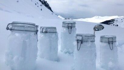 Quiz - Scientists Find High Levels of Plastics in Arctic Snow