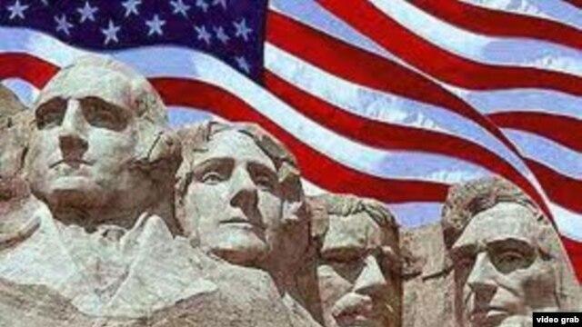 Amerikanët nderojnë presidentët e tyre