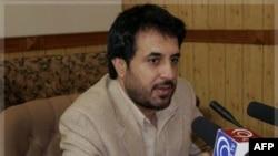 Міністр з кордонів та справ племен Афганістану Асадулла Халід.