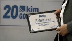 Dvadeset godina Radija Kim - škole mnogih novinara