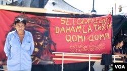 """Dos """"hermanos"""" Qom murieron el mes pasado en enfrentamientos con las autoridades de Formosa."""