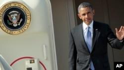 Президент Барак Обама в Петербурзі