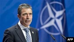 Tổng thư ký liên minh NATO Anders Fogh Rasmussen