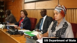 U.S. – AU Workshop on Countering Violent Extremisim