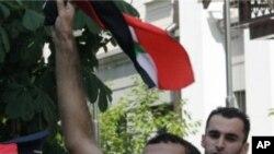 شام: ریل حادثے کے ذمہ دار مظاہرین میں چھپنا چاہتے ہیں
