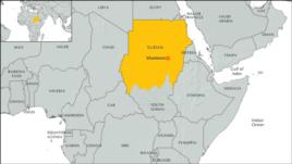 Sudan yo mu Bumanuko Kw'Ikarata ya Afrika