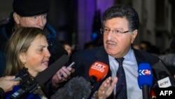 Yüksek Müzakereler Komisyonu üyesi Salem el Meslet