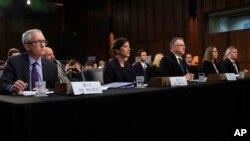 Expertos en redes sociales y en la preservación de la democracia testificaron el miércoles ante el comité de Inteligencia del Senado.