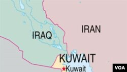 Tersangka dituduh merencanakan serangan atas pangkalan logistik pasukan AS di Kuwait.