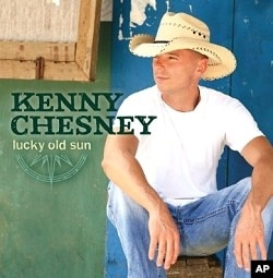 Kenny Chesney's 'Lucky Old Sun' CD