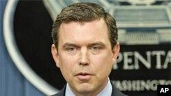 Pentagon Press Secretary Geoff Morrell (undated photo)