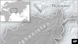 阿富汗坎大哈地圖(資料圖片)