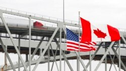 مرز آمریکا و کانادا - آرشیو