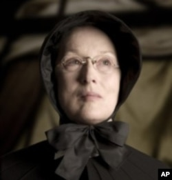 "Streep received an Oscar nomination for her role in 2008's ""Doubt""."