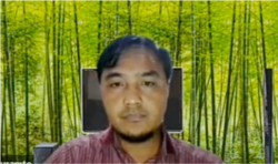 Akhmad Akbar Susamto, dari ICMI DI Yogyakarta. (Foto: VOA/Nurhadi)
