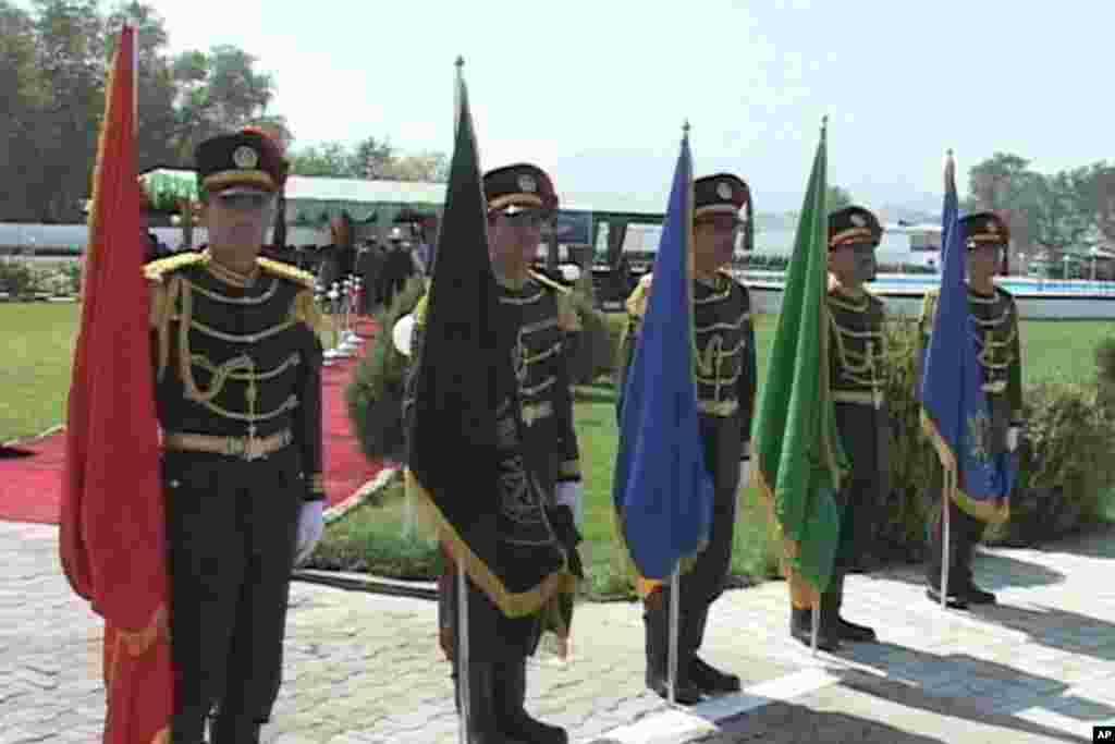 تجلیل از نود و دومین سالگرد استرداد استقلال افغانستان