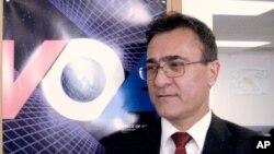 خالید عهزیزی سکرتێری گشتی حزبی دیموکراتی کوردستان
