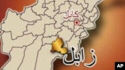حملات هوایی مشترک قوای افغان و ناتو در زابل