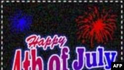 چهارم ژوئيه - روز استقلال ايالات متحده آمريکا
