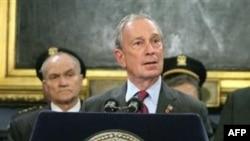 Thị trưởng New York Michaeal Bloomberg cho biết giới hữu trách đang tăng cường biện pháp an ninh trong thành phố