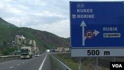 Albania highway