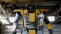 Quiz - Japanese Engineer Builds Huge Robot of His Dreams