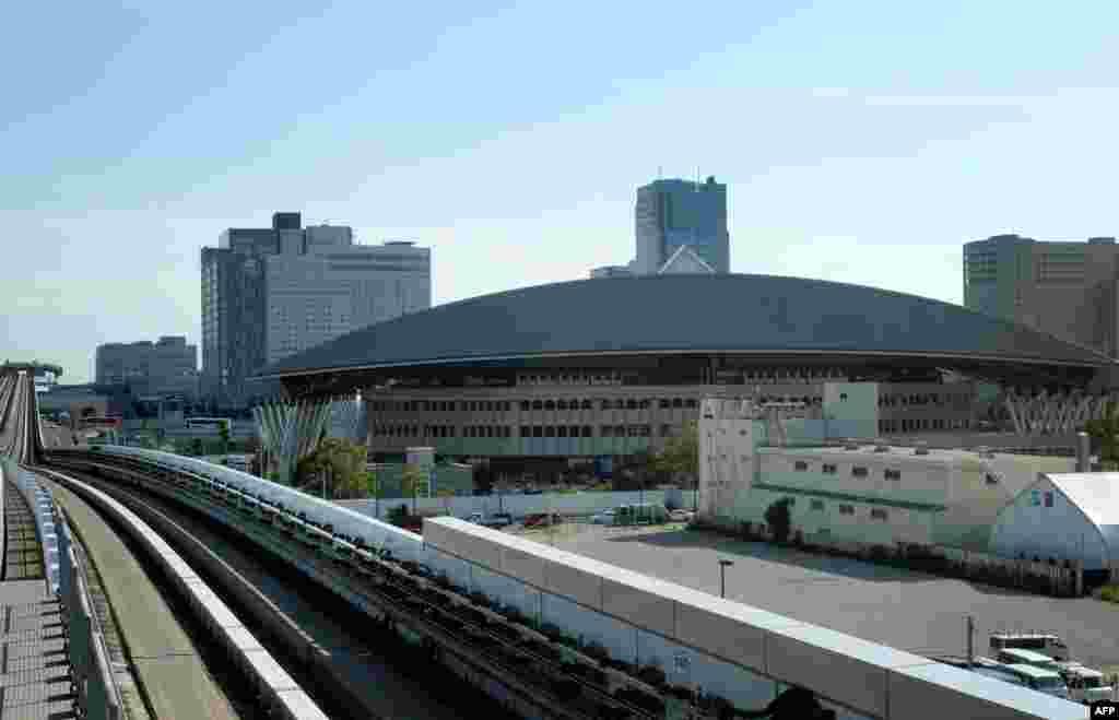 ٹوکیو کا 'اریاکے ٹینس پارک' میں بھی معذوروں کے اولمپکس مقابلوں کا انعقاد کیا جائے گا۔