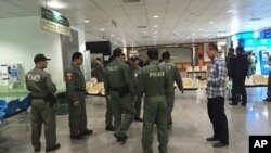 泰國曼谷一家軍方醫院炸彈爆炸
