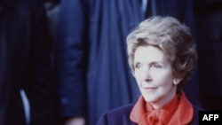Нэнси Рейган. 1982г.