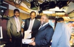 Un entretien avec le colonel Azali Assoumani, président élu des Comores
