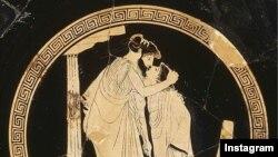 نمایشگاه عشق در موزیم لوفر فرانسه
