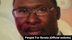 GNS Pwajok, tsohon saneta kum san takarar jam'iyar PDP a jihar Plato, Nigeria