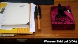 بائبل۔۔۔ جو ڈاکٹر فاؤ اسپتال میں بھی سرہانے رکھتی اور روز پڑھاکرتیں تھیں