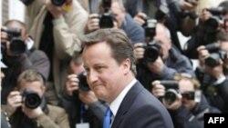 Lider opozicione Konzervativne stranke u Britaniji Dejvid Kameron