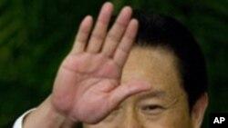 中共政法委書記和常委周永康