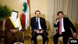 Premye Minis Liban an Pa Vle fè Pati Yon Gouvènman Hezbollah