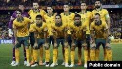 Australia football national team تیم ملی فوتبال استرالیا