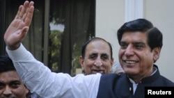 Pakistan / Prime Minster / Pernez